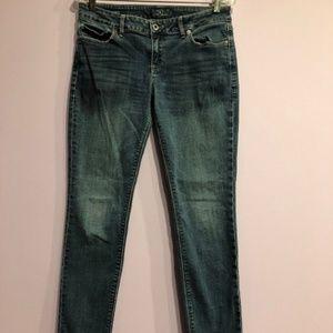 LUCKY BRAND Medium Tint Lolita Skinny Jeans 8/29